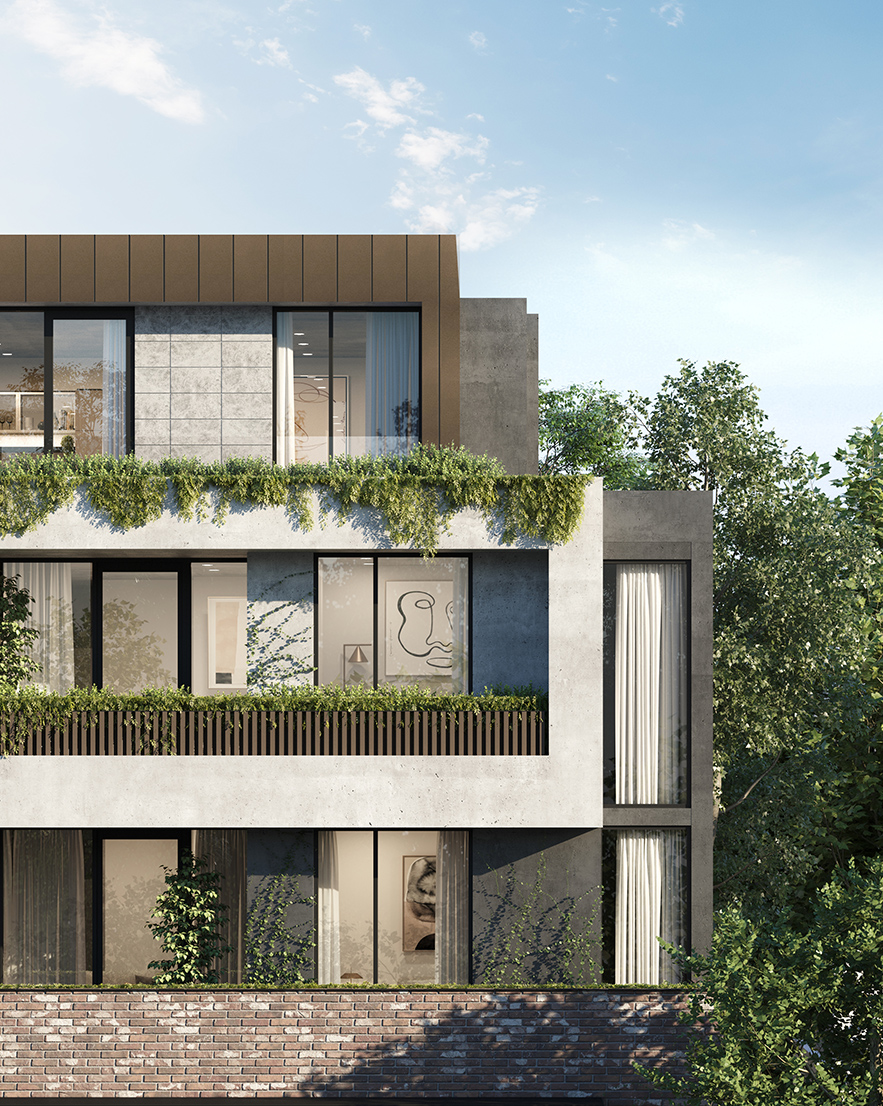 Moonee Ponds Luxury Apartments